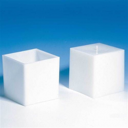 Candle Mould Square Lantern (Hurricane) (1)